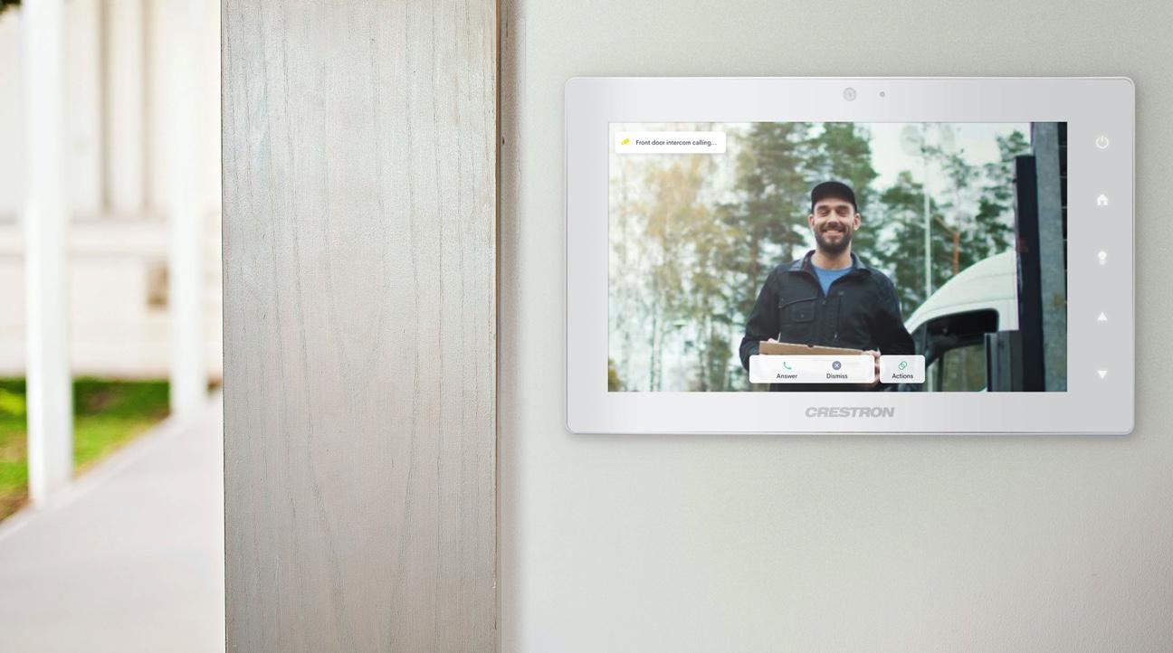 CRESTRON HOME, la expresión de tu hogar