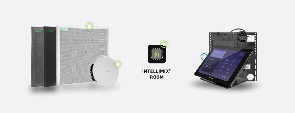 Revolucionando la forma de instalar Teams con IntelliMix Room y Crestron